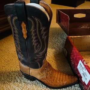 Lucchese Woman's Cowboy Boots